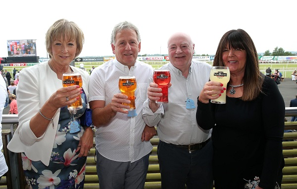 Magners hosts a day at the derby