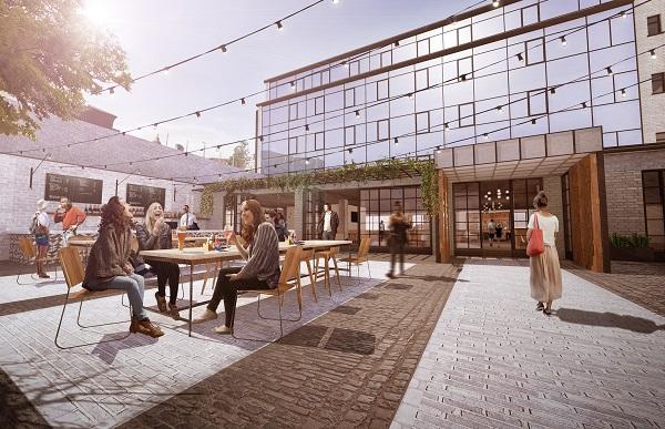 Plans revealed for new Belfast rooftop bar