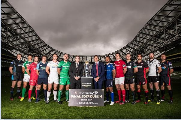 Guinness renews rugby PRO12 sponsor deal