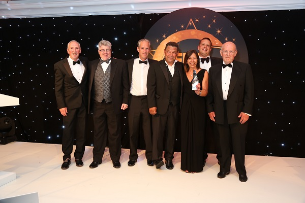 Foodservice supplier award for North Down Group