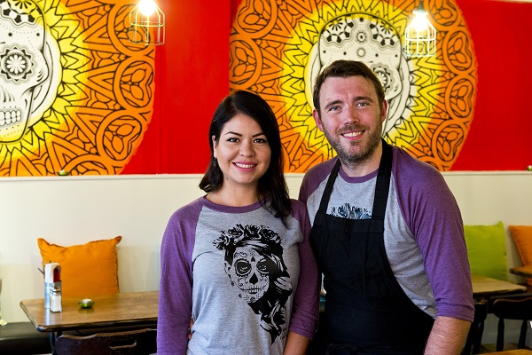 Belfast embraces a taste of Mexico