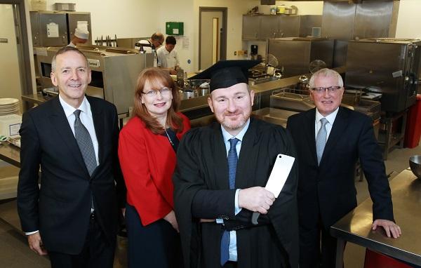 Niall McKenna named UU Visiting Professor