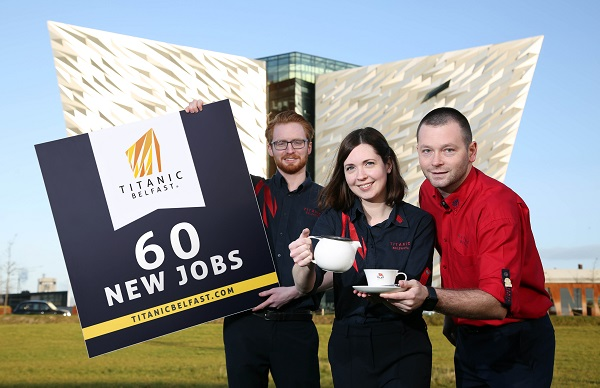Titanic Belfast launches recruitment drive