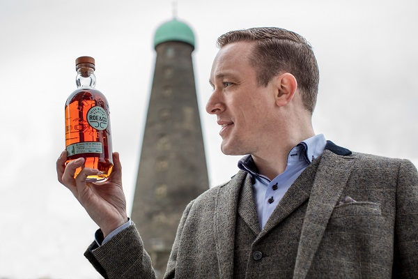 Diageo unveils plans for new Irish whiskey distillery