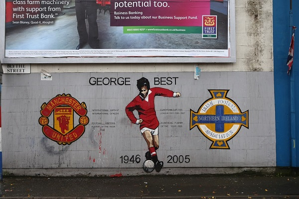 George Best-themed hotel for Belfast