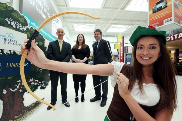 New service takes off at Belfast City