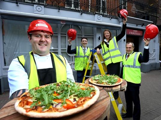 New Belfast restaurant venture creates 35 jobs