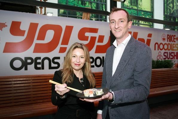 Yo! Sushi bound for Belfast