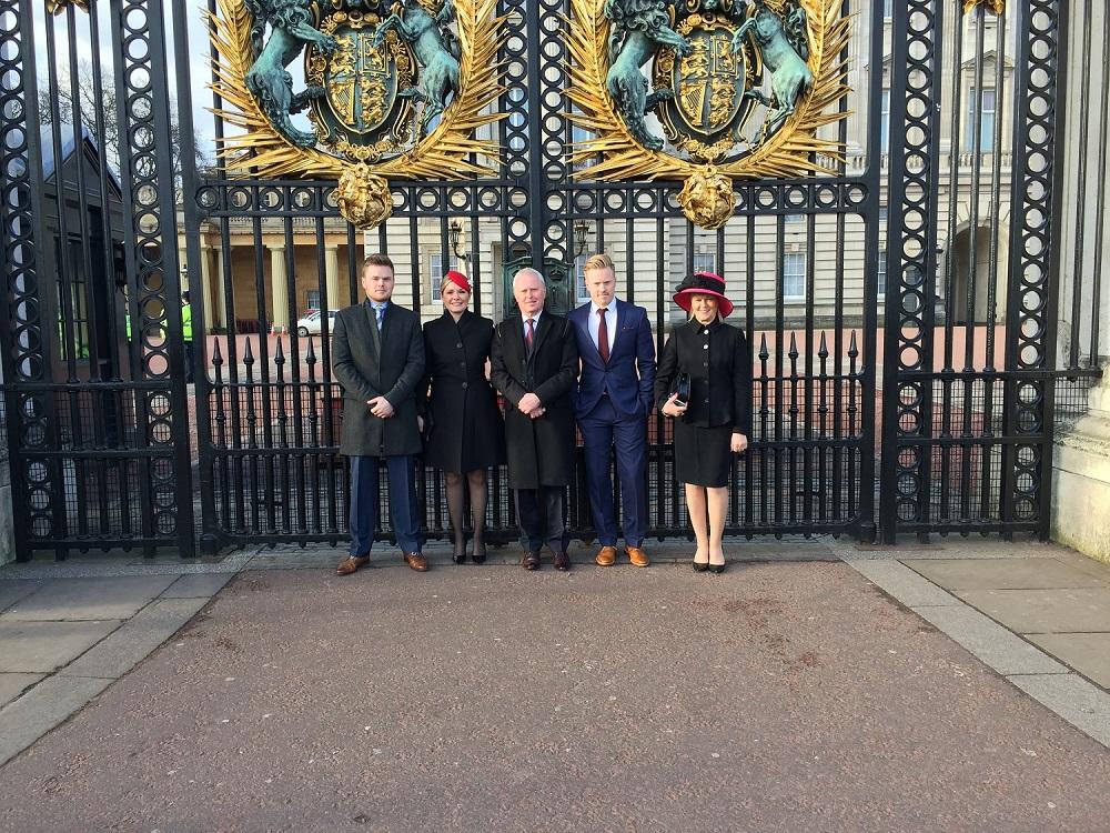 OBE for Beannchor's Bill Wolsey