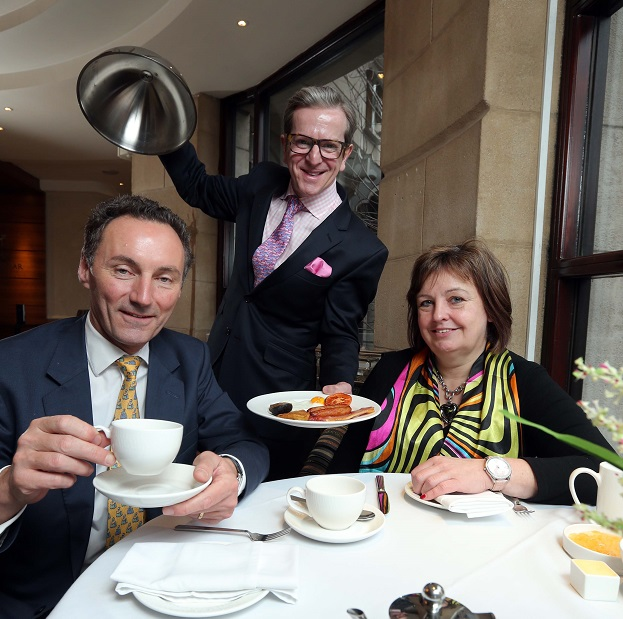 Visit Belfast signs new deal with Hastings Hotels