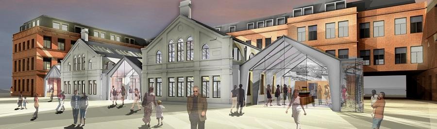 Titanic hotel comes a step closer
