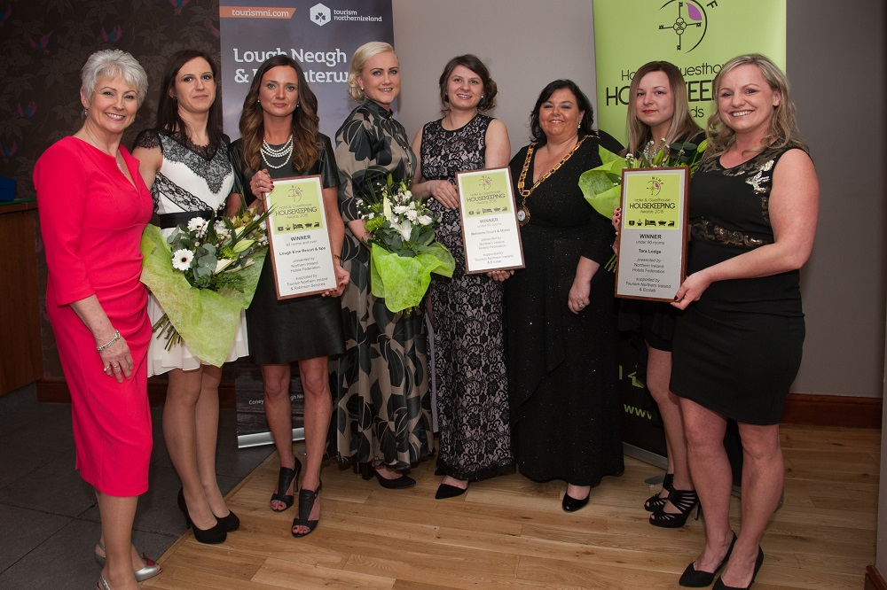 Clean sweep for Fermanagh in Housekeeping Awards