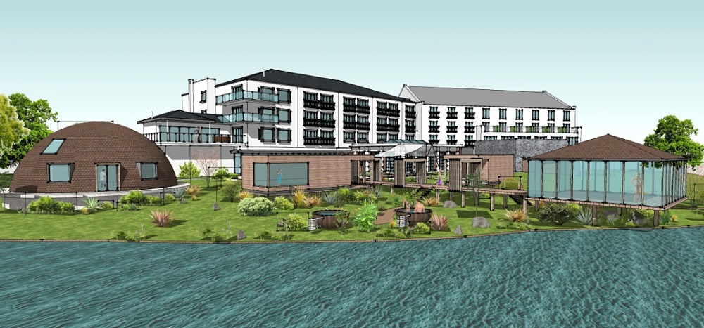 £10m spa village planned for Galgorm