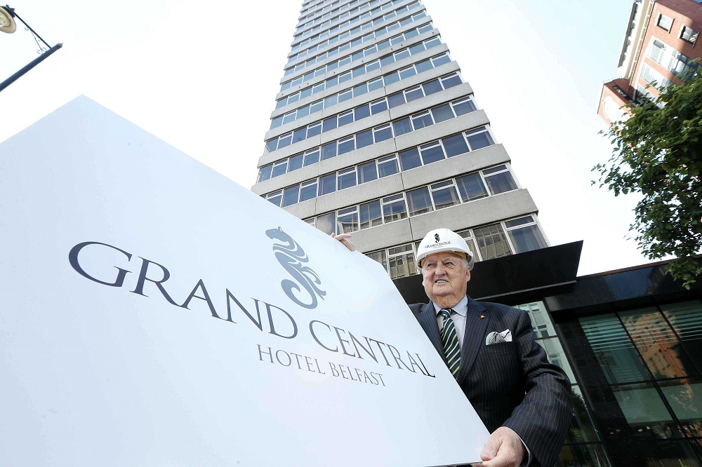 Hastings unveil plans for grand new hotel