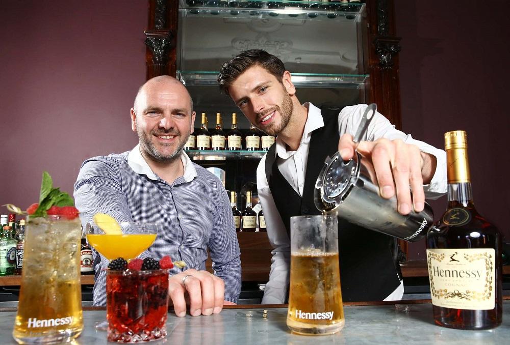 NI bartenders shake up the cocktail scene