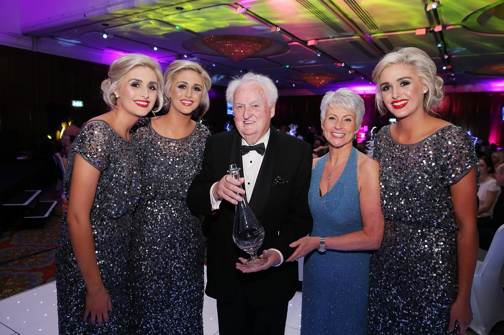 Press Eye - Belfast - Northern Ireland - 6th June 2015 - Picture by Kelvin Boyes / Press Eye. LCN Awards