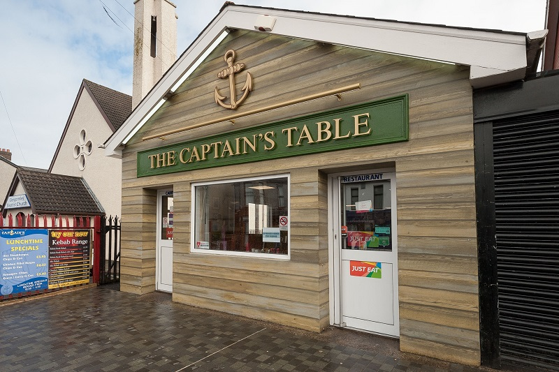 A Seat At The Captains Table Licensed Catering News