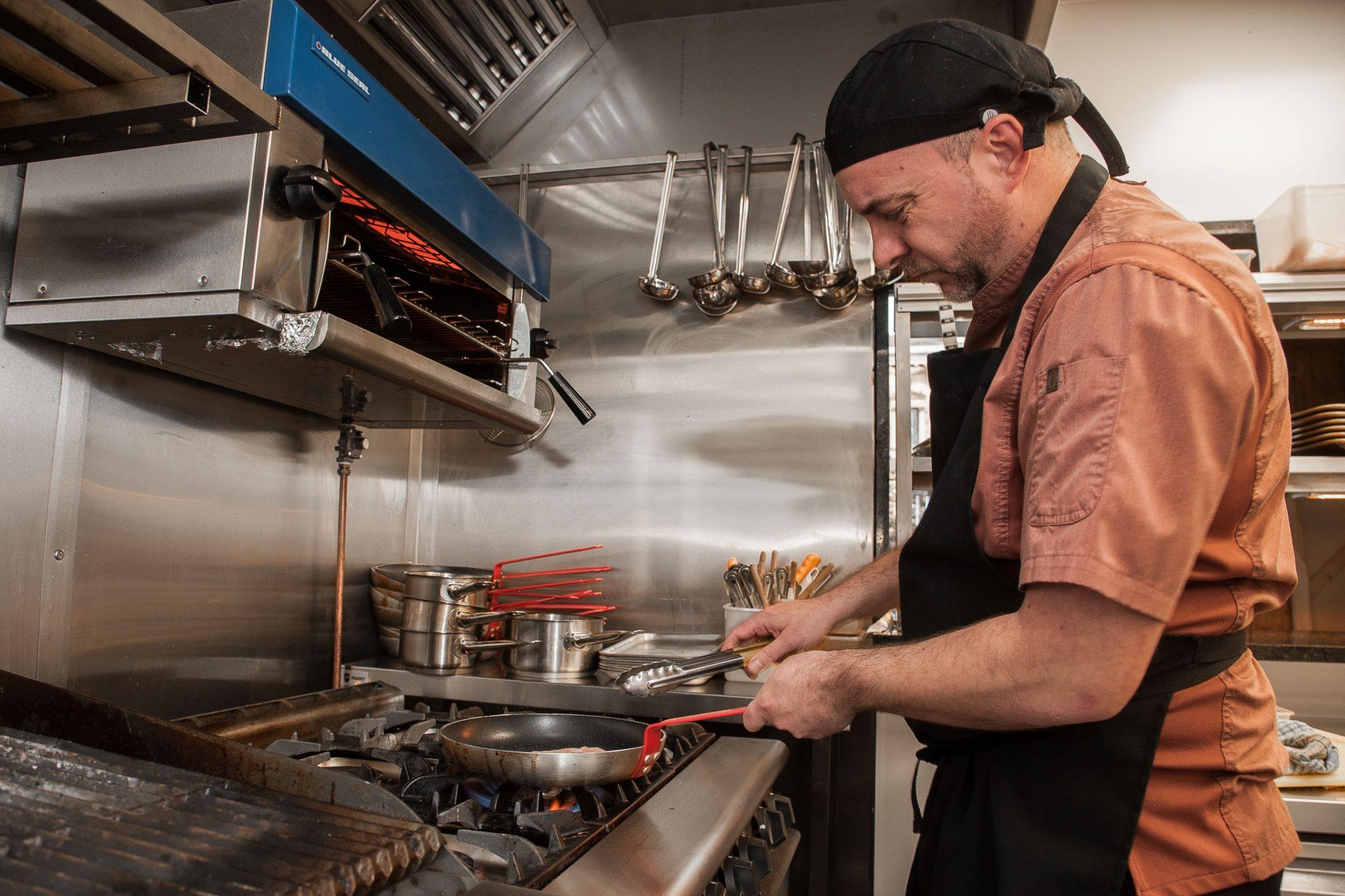 david knox chef