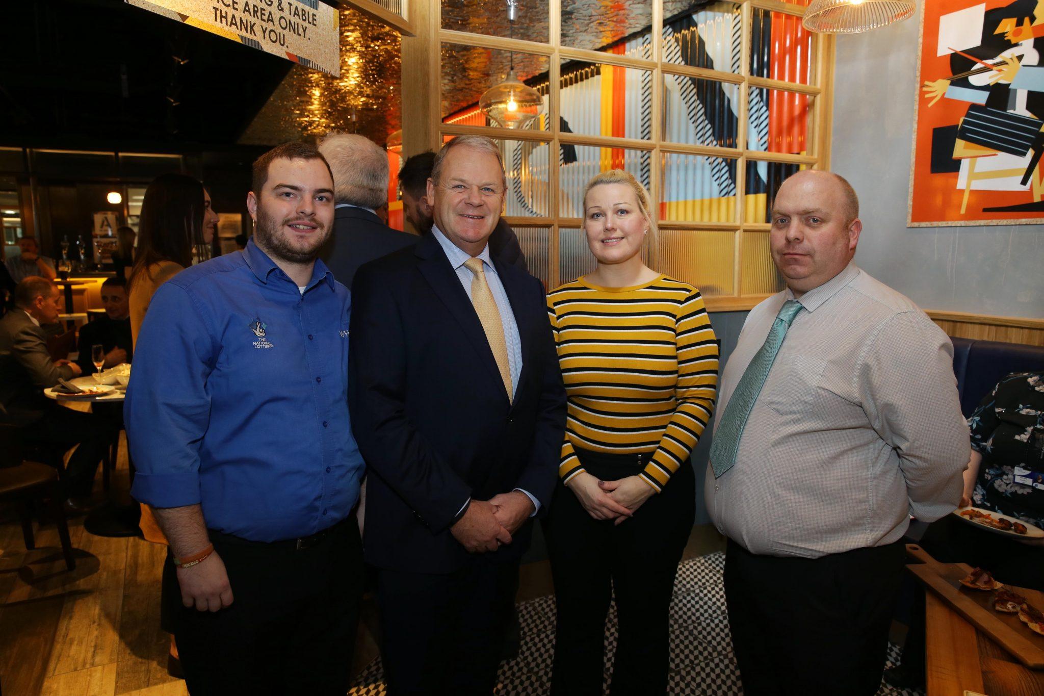 Belfast City unveils a £15m revamp