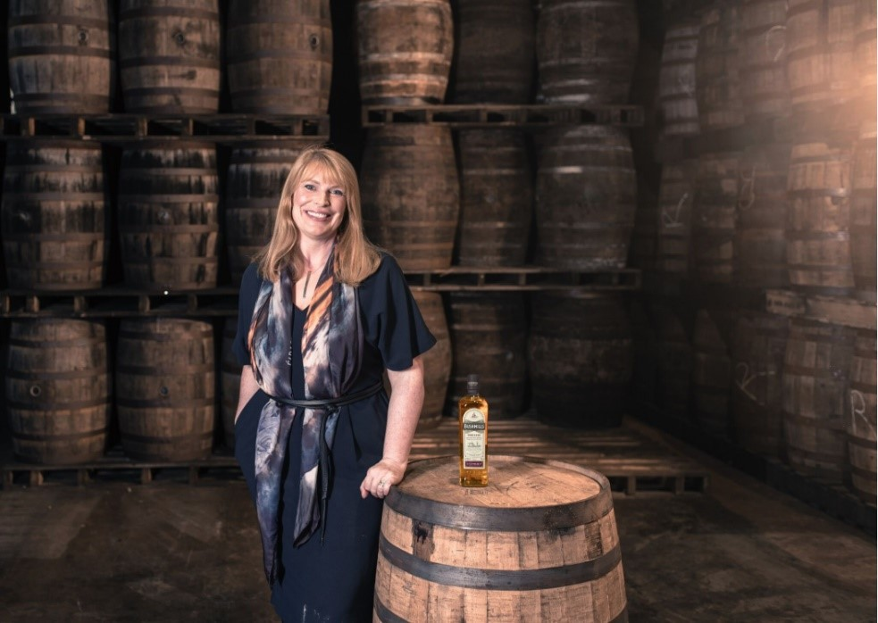 Helen first woman in Whiskey Hall of Fame