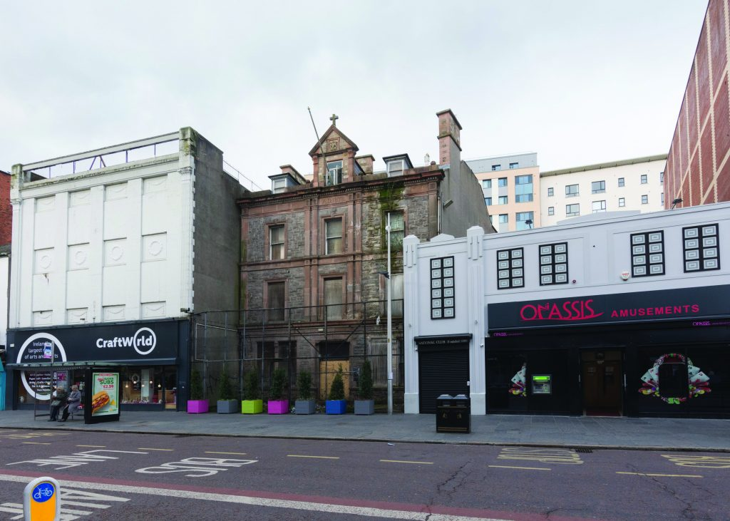 queen street site