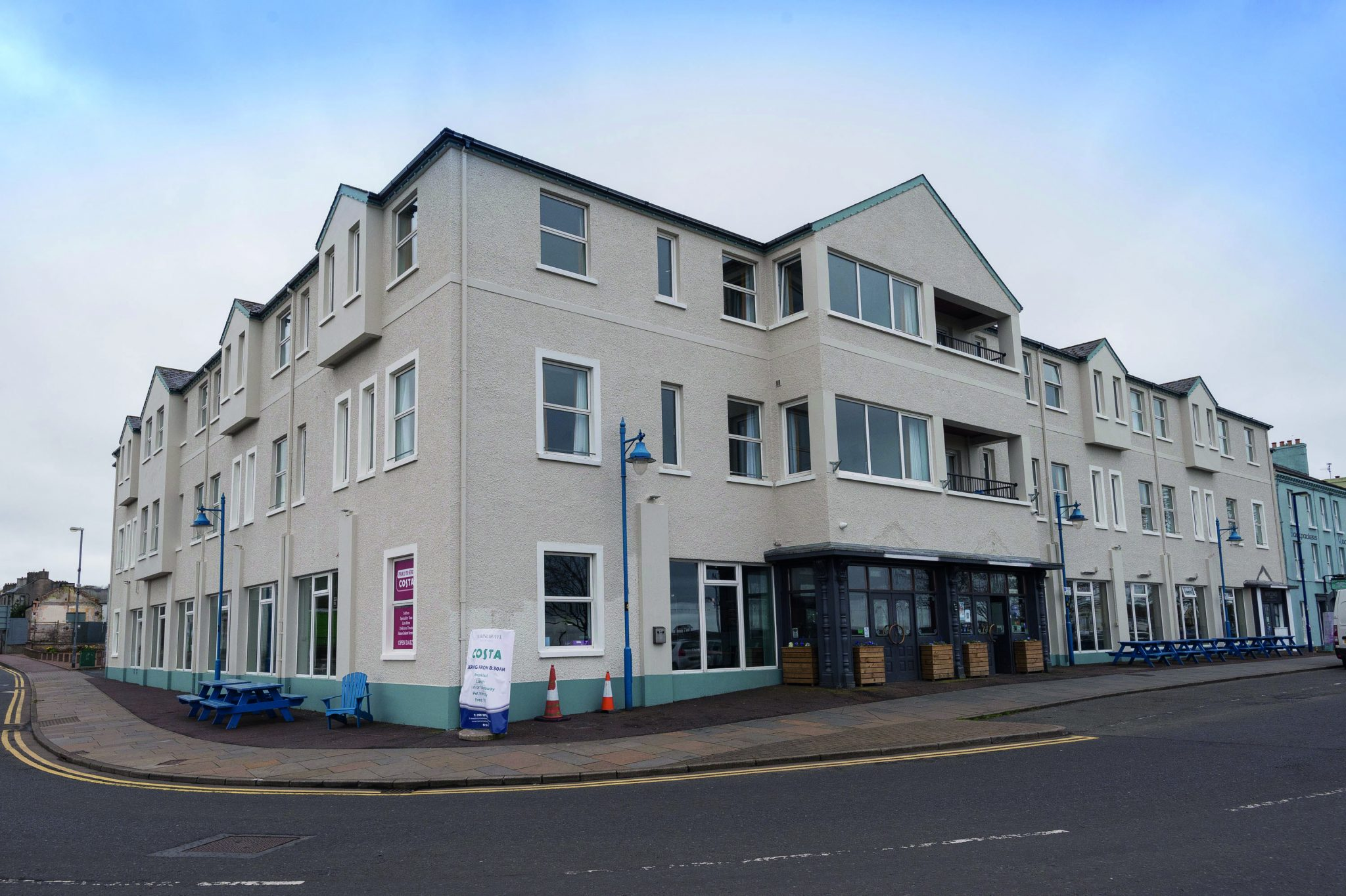 Plush new look for Ballycastle's Marine