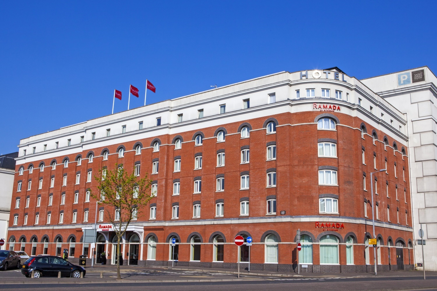 Facelift and rebrand for former Ramada Encore