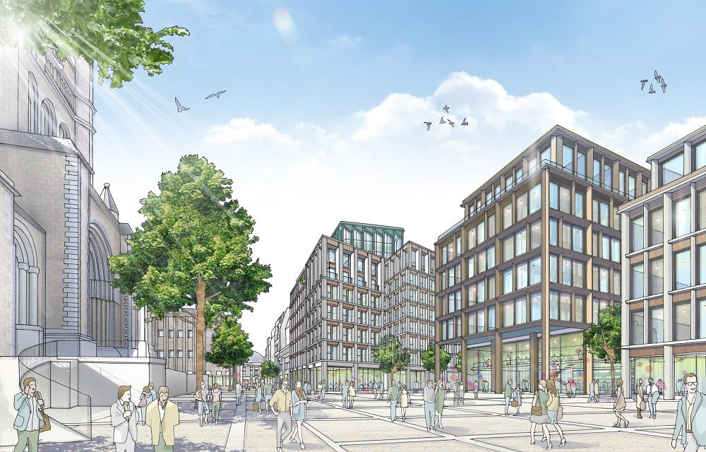 New plans for Tribeca Belfast