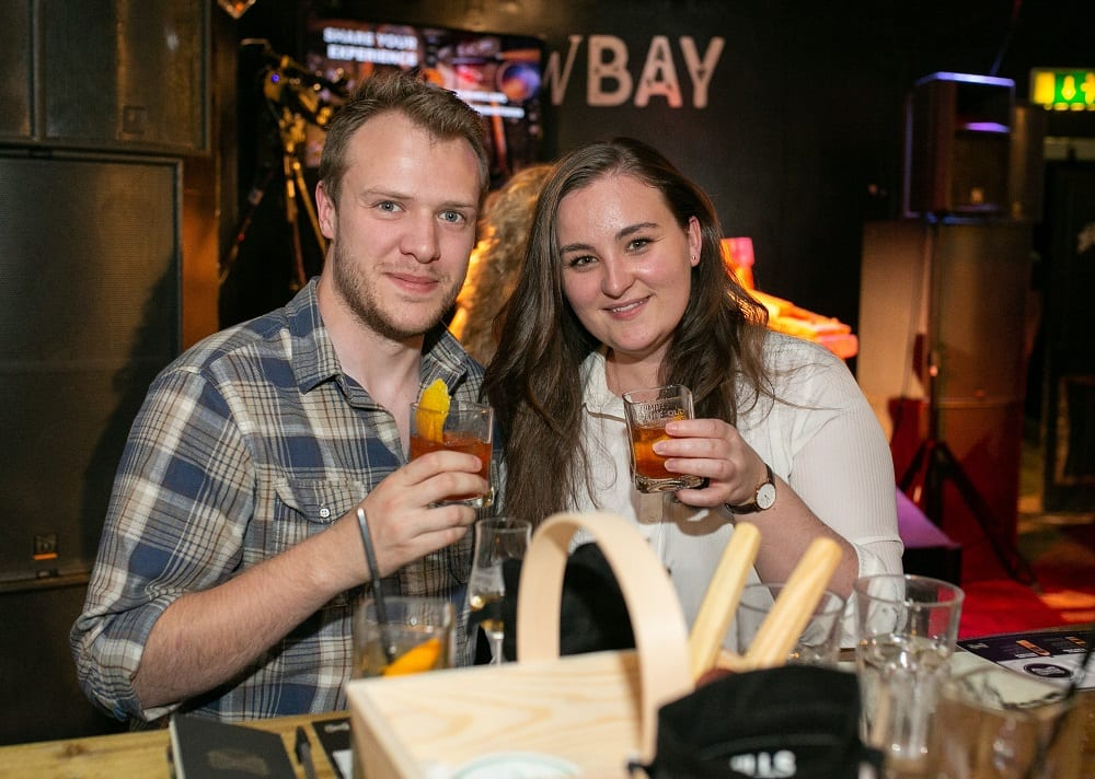 Cow Bay hosts whiskey and woodcarving event