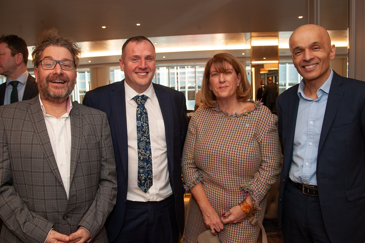 Grand Central venue for Hotels Federation lunch date
