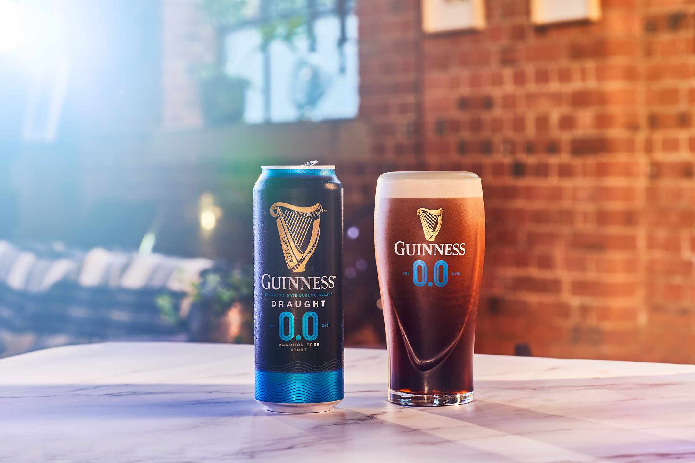 Guinness 0.0 – four years in the making