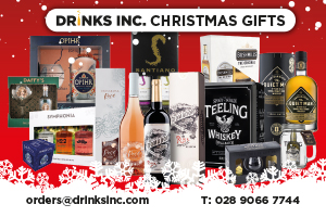 Send a Christmas Toast with Drinks Inc's range of Gift Packs