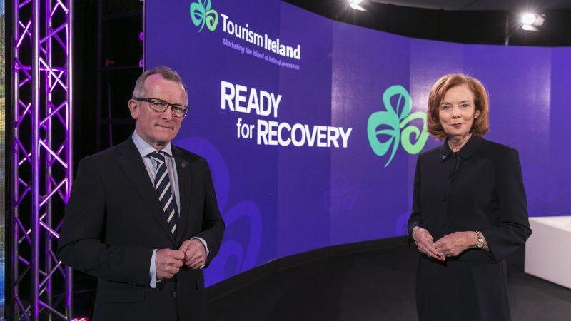Tourism Ireland outlines plans to restart overseas tourism