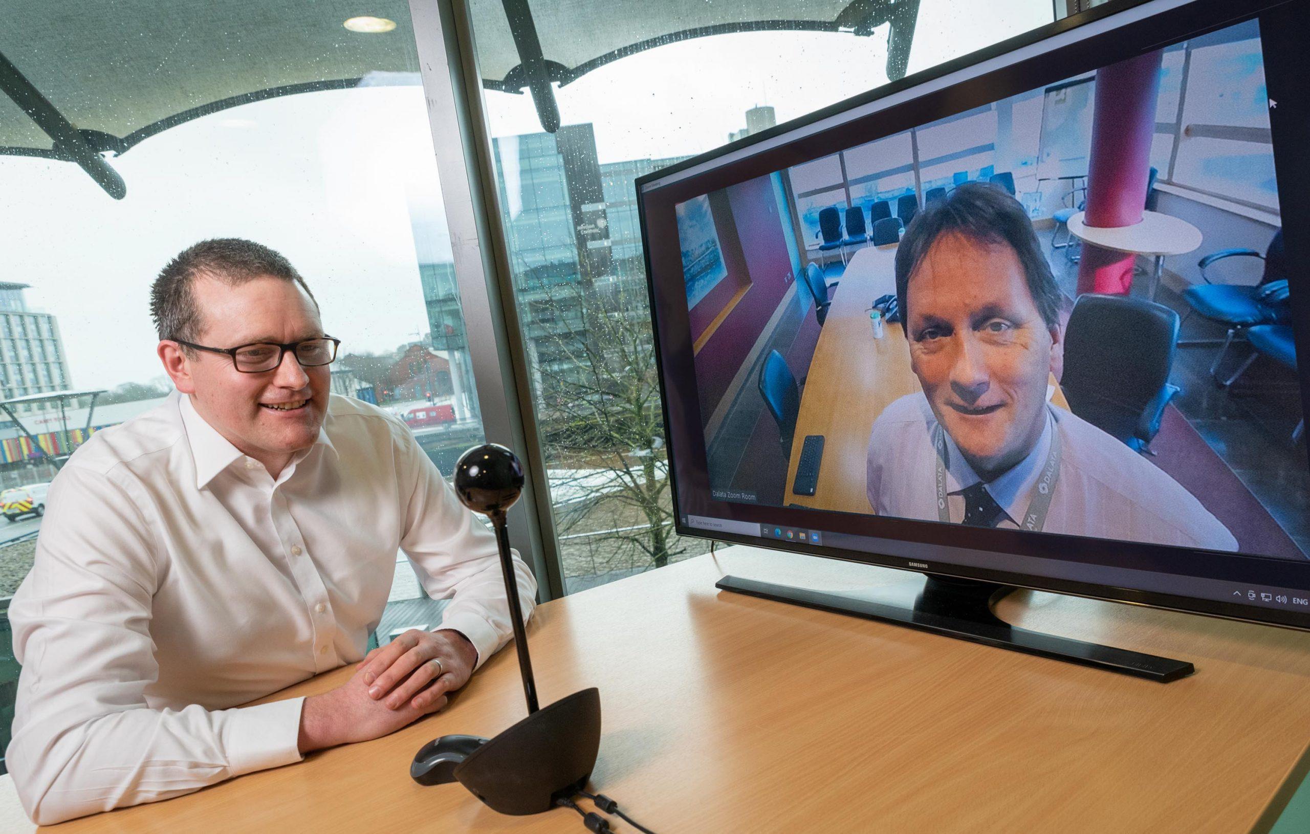 Contactless hotel services platform breaks one million barrier