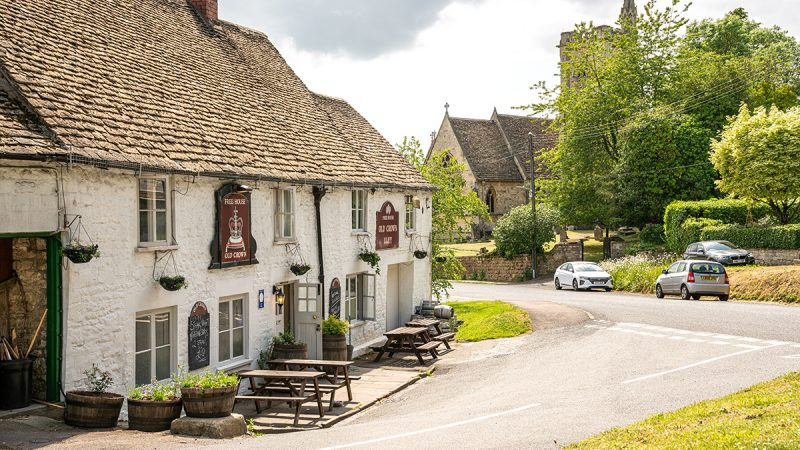 Charity wants guaranteed support for rural pubs