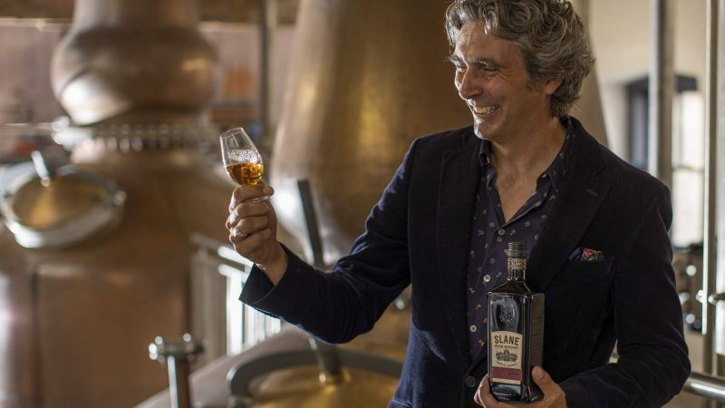 Slane Distillery won't let Covid dampen spirits for St Patrick's