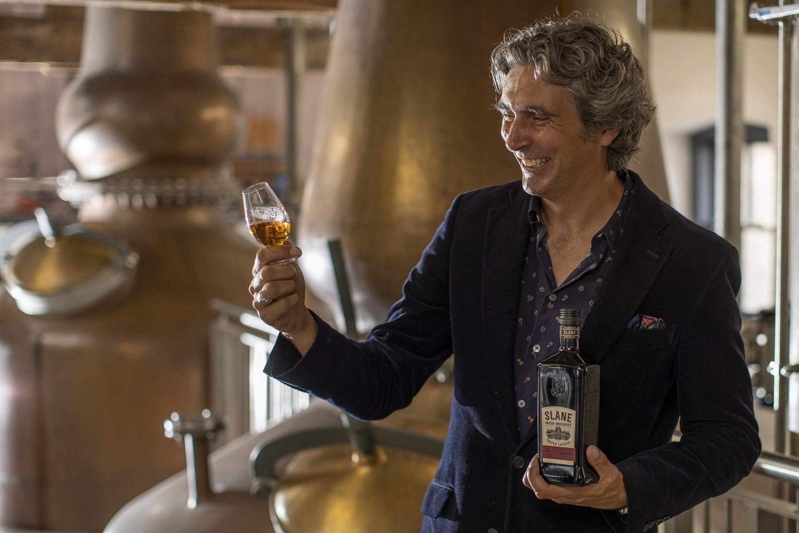 Slane Distillery won't let Covid dampen spirits for St Patrick's