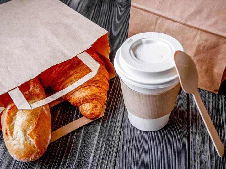 Breakfast top pick for Belfast as takeaway food orders soar