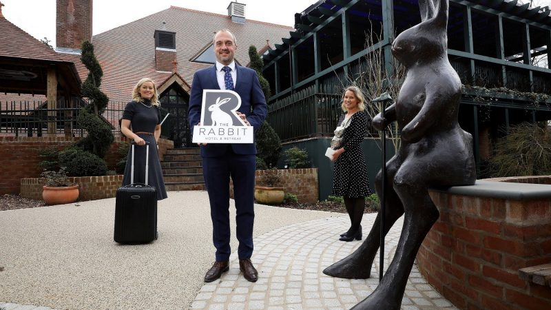 Rabbit Hotel plans June opening after £10m makeover