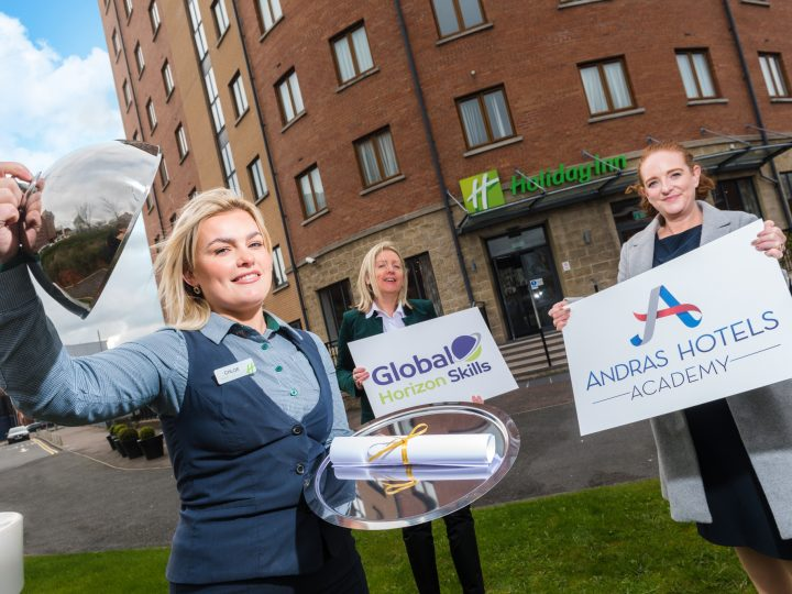 Andras Hotels recruiting and training ahead of reopening