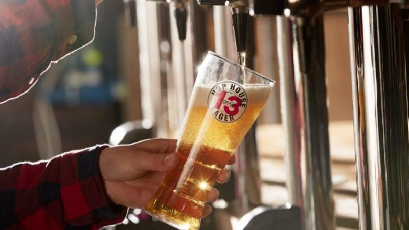 Diageo calls time on Hop House 13 in GB