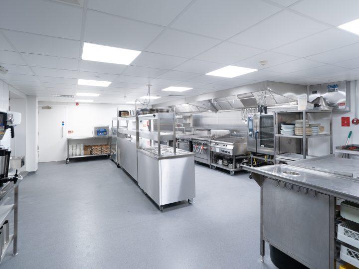 Clandeboye Lodge unveils Coq & Bull kitchen extension