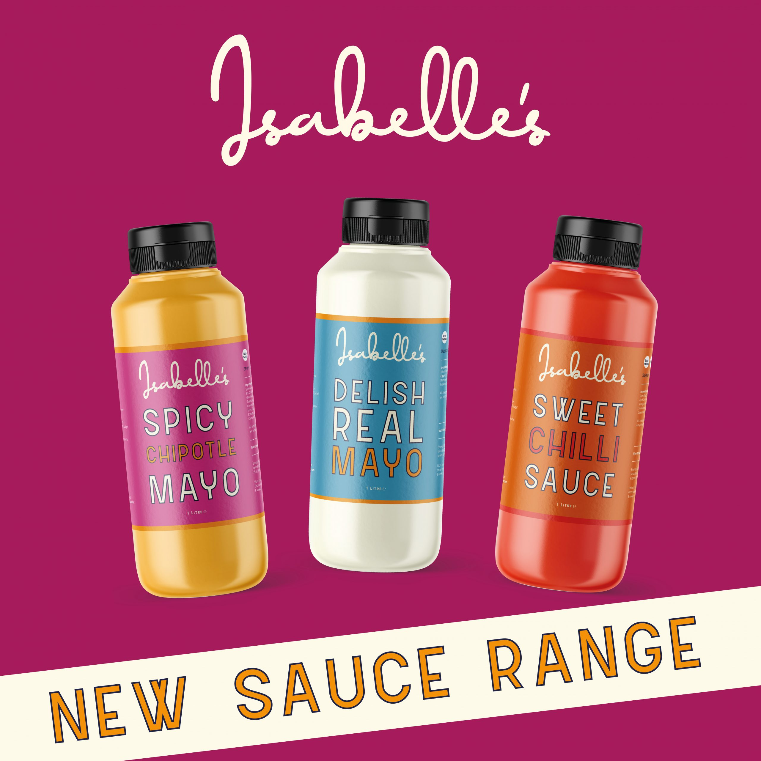 Lynas Foodservice gets saucy with new range