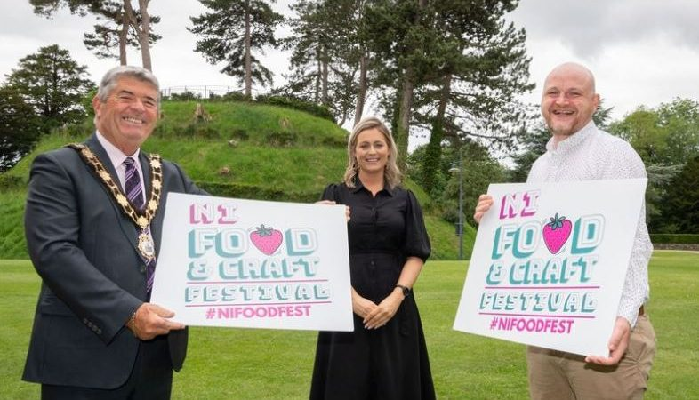 NI Food & Craft Festival bids to boost recovery