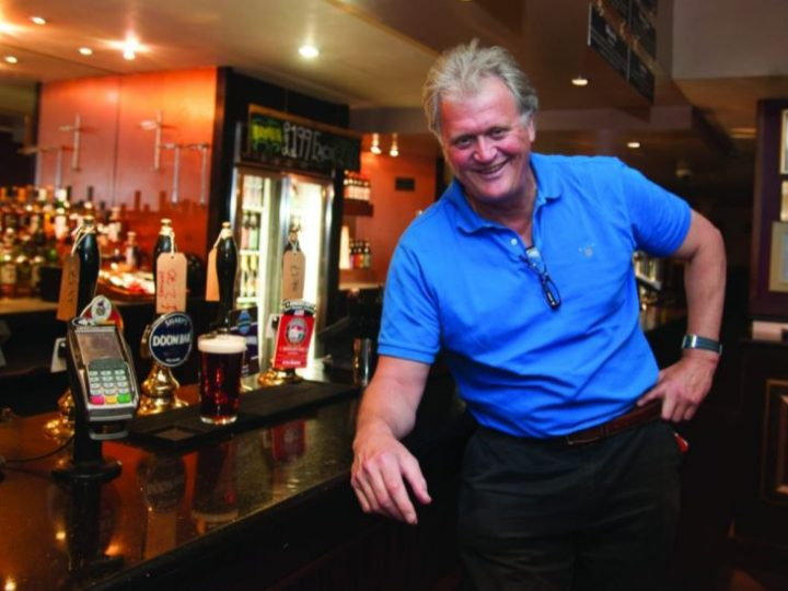 Wetherspoons boss refutes Brexit link to beer shortages