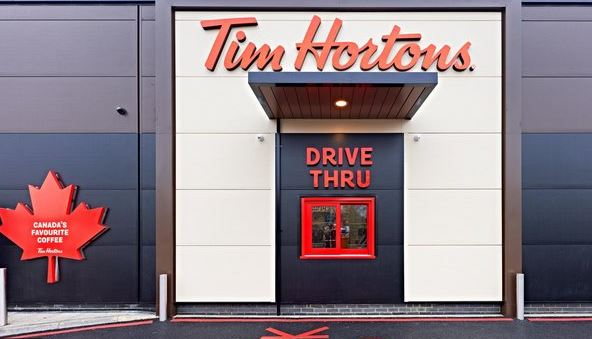 Tim Horton's planning new drive-thru café