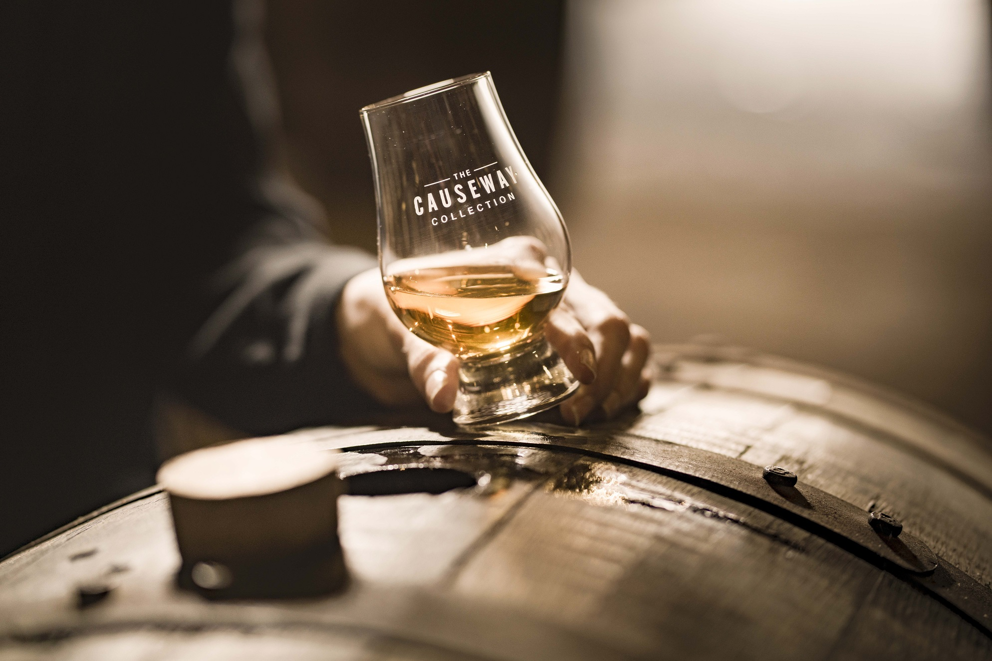 Bushmills unveils latest stars of Causeway Collection