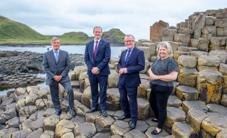Tourism Ireland launches 'Giant' £5m campaign