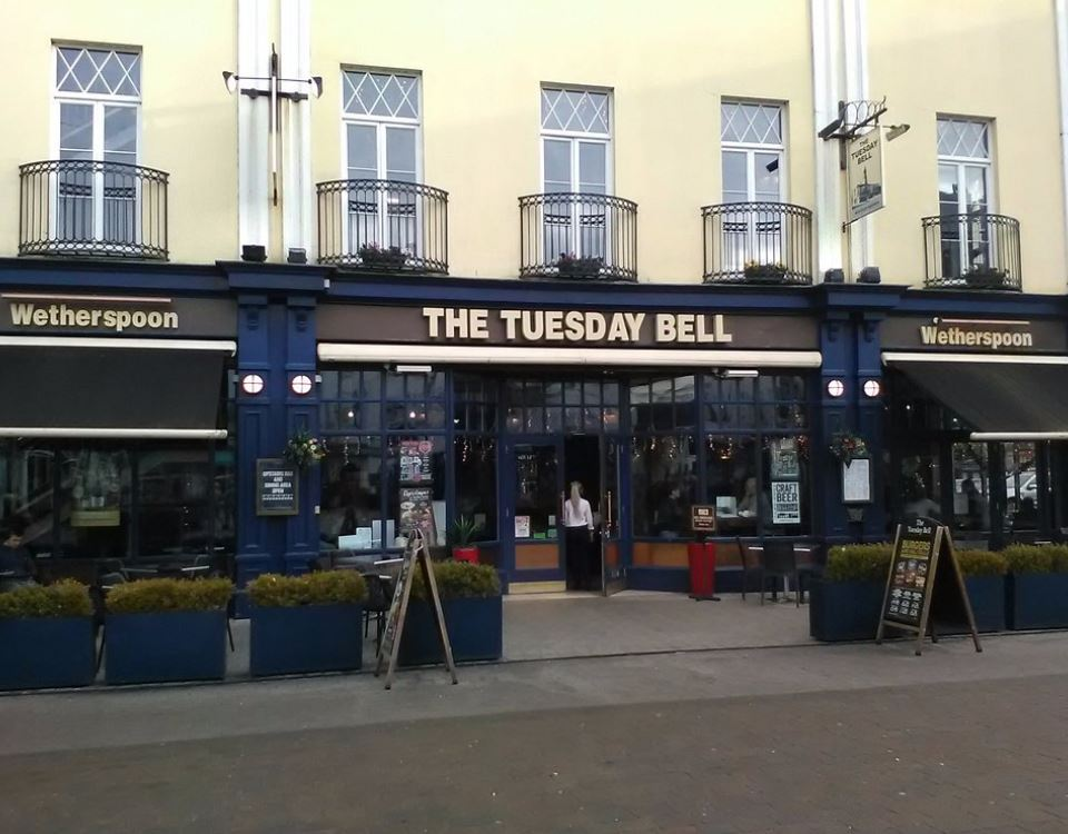 Beannchor Group's £1m plan to transform Wetherspoon bar